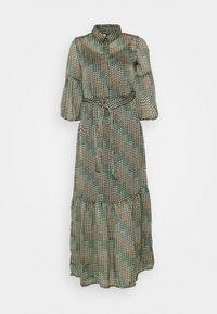 Vero Moda - VMBERTA ANKLE DRESS  - Vestito lungo - fir green - 4
