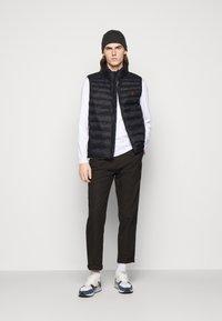 Polo Ralph Lauren - TERRA VEST - Waistcoat - black - 1