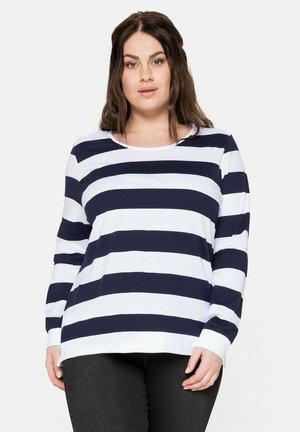 RINGEL - T-shirt à manches longues - weißmarine