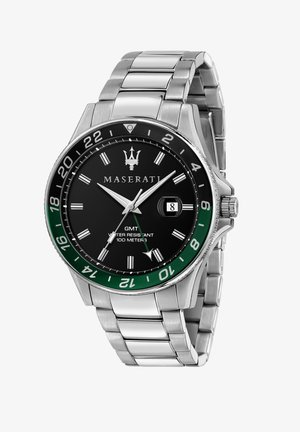 Watch - silber/schwarz