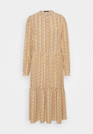WERANI BLOOM - Shirt dress - apricot