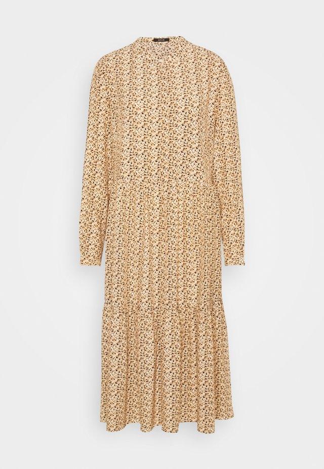WERANI BLOOM - Shirt dress - apricot