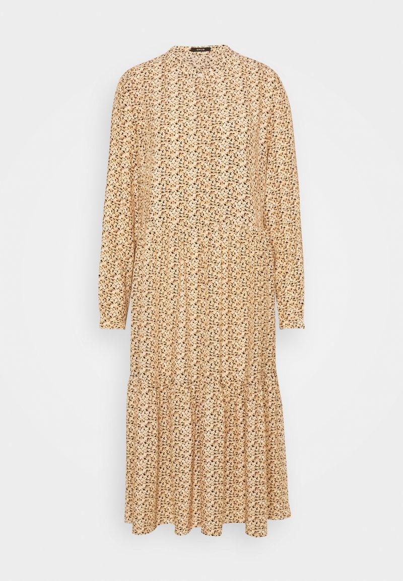 Opus - WERANI BLOOM - Shirt dress - apricot