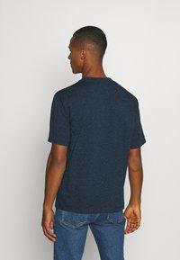 Scotch & Soda - T-shirt basic - navy melange - 2