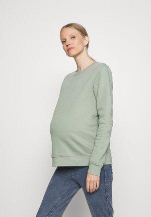 MOM EMMA - Bluza - light dusty green