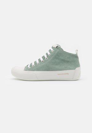 MID - Sneakers hoog - salcia/bianco