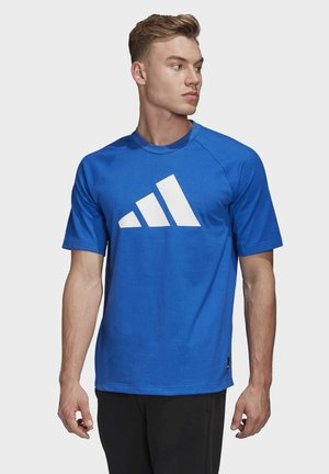 ADIDAS ATHLETICS PACK HEAVY T-SHIRT - Print T-shirt - blue