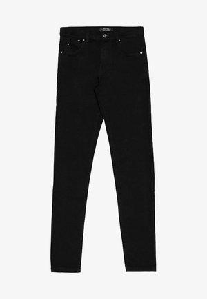 IM PUSH-UP-SCHNITT - Jeans Skinny Fit - black