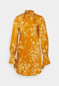 Free People - ARIES MINI - Day dress - golden combo - 3
