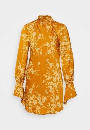 ARIES MINI - Denní šaty - golden combo