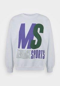 Mennace - SPORTS UNISEX - Sweatshirt - light grey - 0
