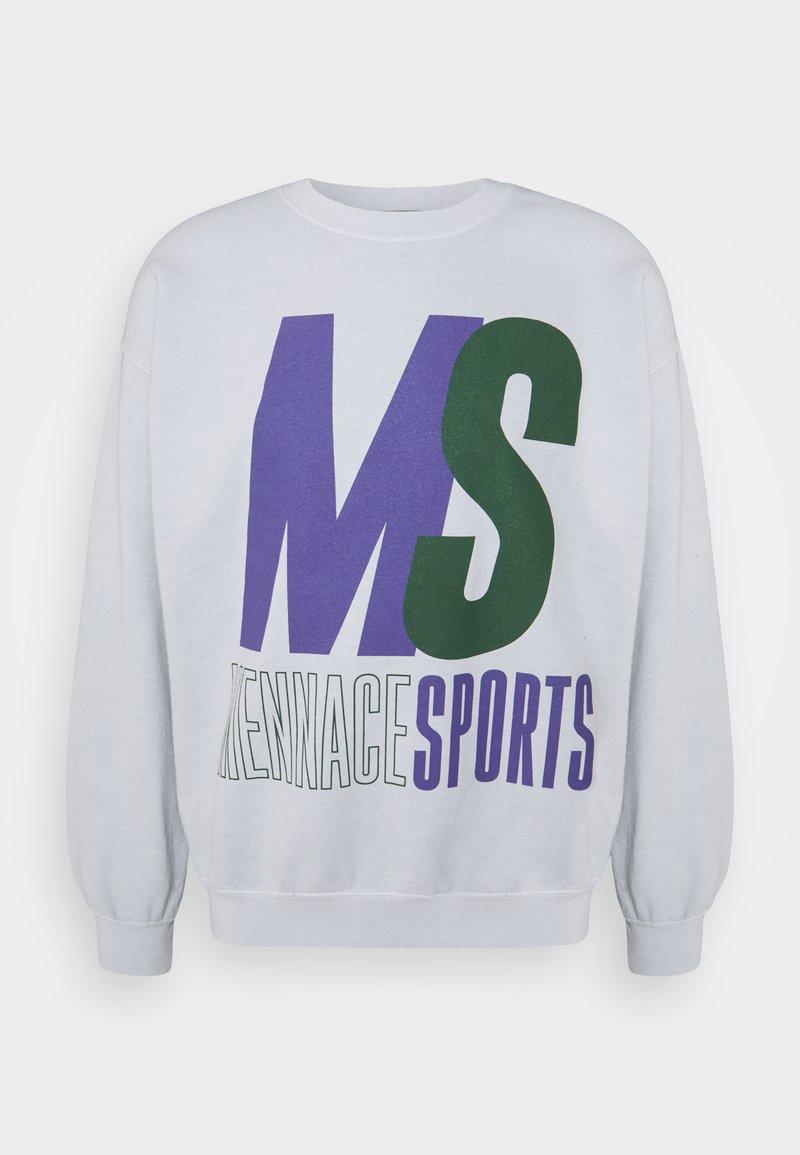 Mennace - SPORTS UNISEX - Sweatshirt - light grey