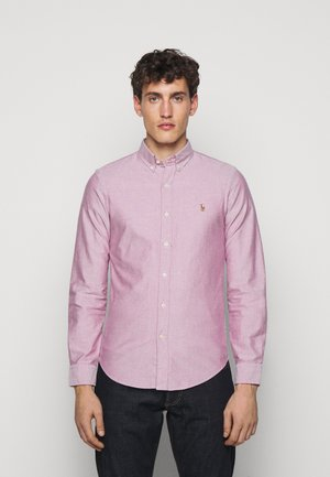 OXFORD SLIM FIT - Shirt - crimson