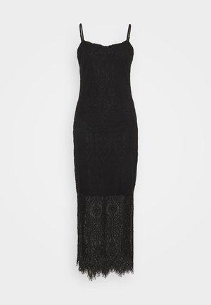 VILIOLA ANCLE DRESS - Denní šaty - black
