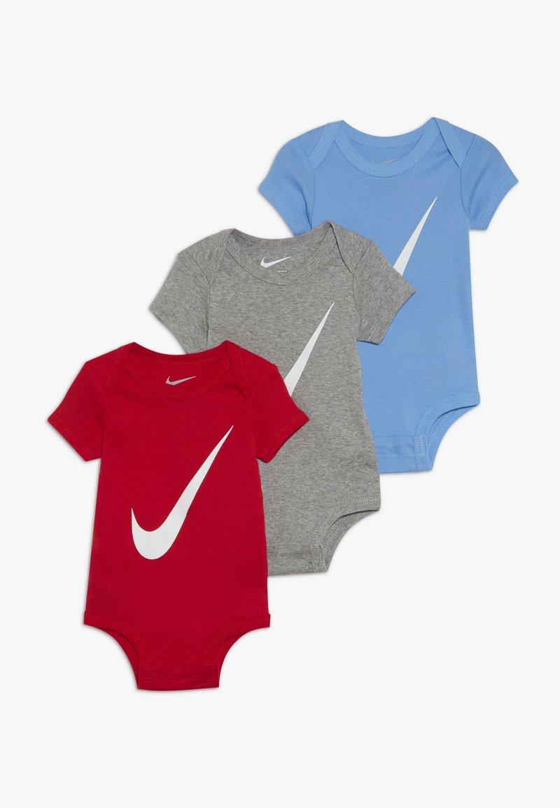 Nike Sportswear - BABY 3 PACK - Dárky pro nejmenší - university red