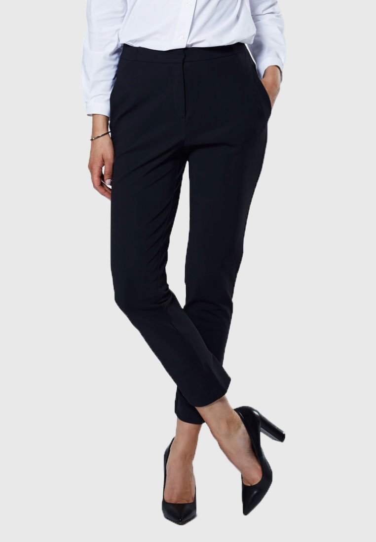 Evita - Pantalon classique - black