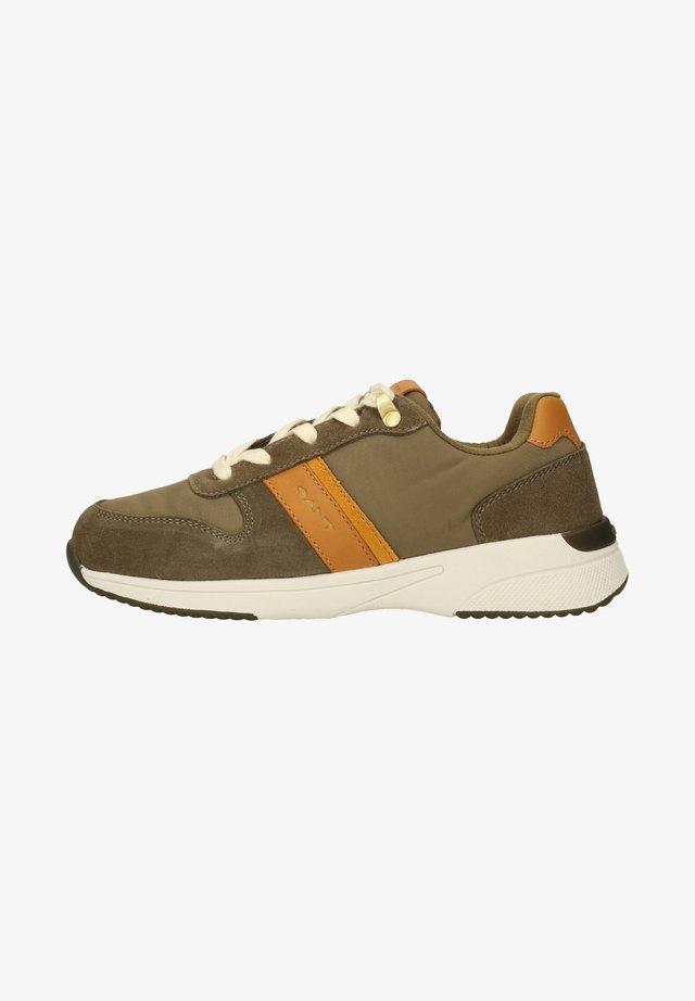 DELYN  - Sneakers laag - dark olive g710