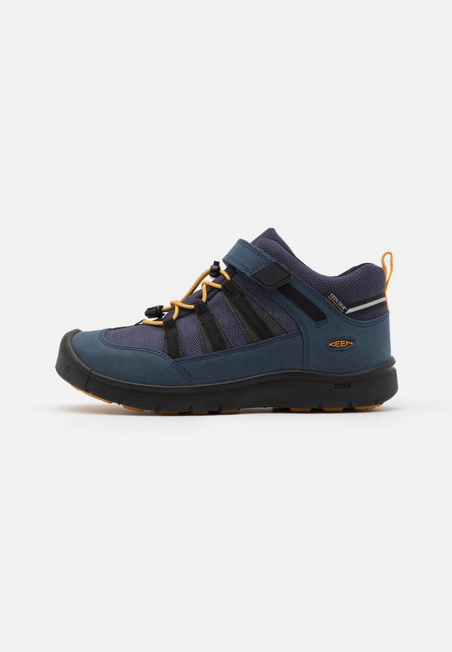 HIKEPORT 2 LOW WP - Scarpa da hiking - blue nights/sunflower