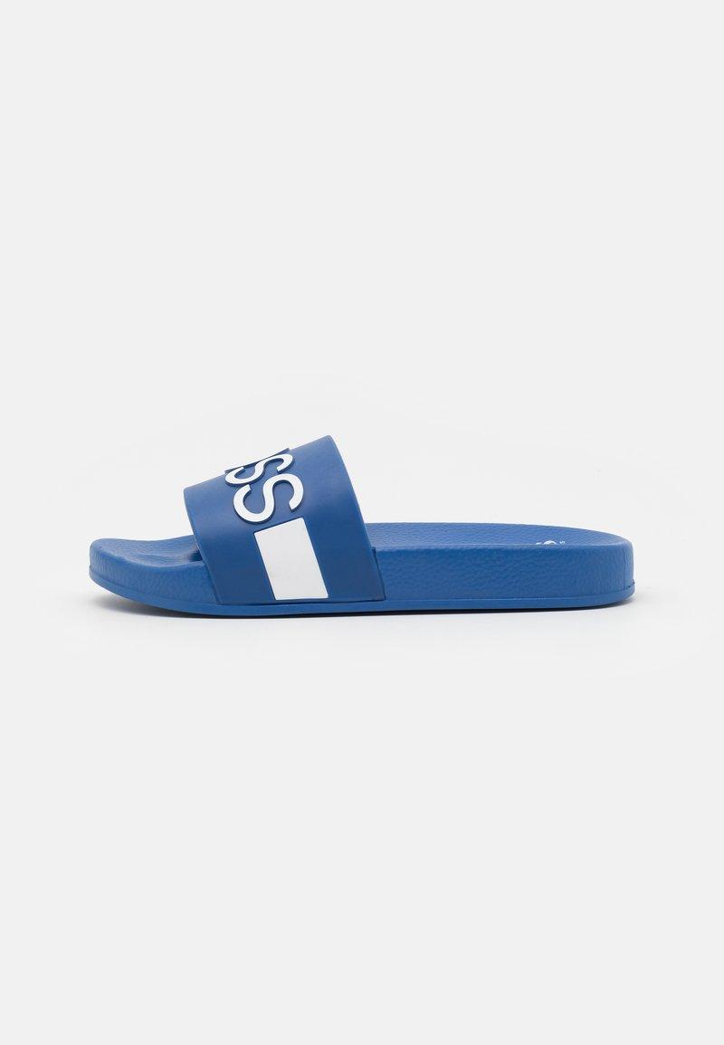 BOSS Kidswear - Mules - electric blue