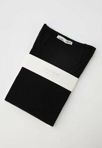 PULL&BEAR - 2PACK - T-shirt basic - white - 7