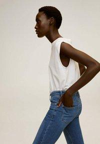 Mango - ISA - Jeans Skinny Fit - middenblauw - 4