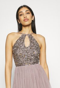 Lace & Beads - ADALYN SKATER - Cocktail dress / Party dress - mauve - 4