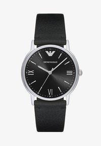 Emporio Armani - Hodinky - schwarz - 1