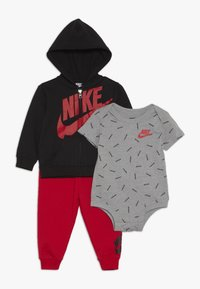Nike Sportswear - TOSS PANT BABY SET - Body - university red - 0