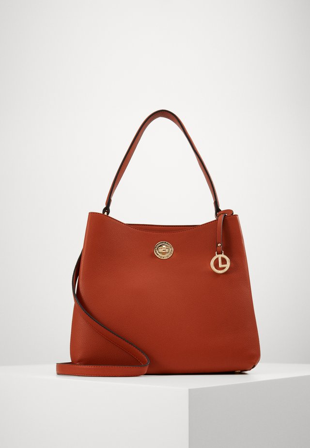 FILIPPA - Handbag - orange