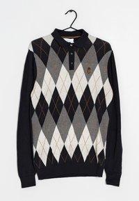 Next - Stickad tröja - multi-colored - 0