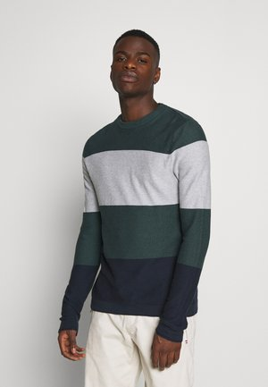 Jumper - trekking green