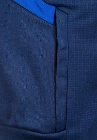 adidas Performance - TIRO 19 CLIMALITE TRACKSUIT - Kurtka sportowa - dark blue / bold blue / white - 2