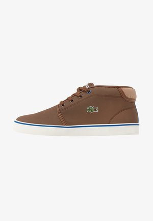 AMPTHILL THERMO - Sneakers alte - brown/blue