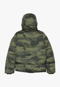 Abercrombie & Fitch - ESSENTIAL PUFFER - Winter jacket - khaki - 1