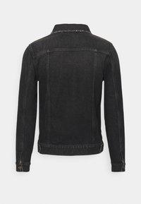 Cars Jeans - TREY JACKET - Farkkutakki - black - 2