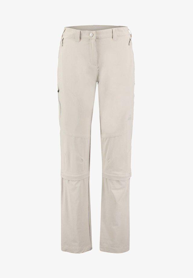 MANDORAK - Trousers - grey