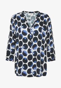 Cartoon - Bluser - white/dark blue - 4