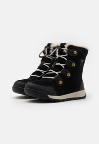Sorel - YOUTH WHITNEY II - Winter boots - black - 1