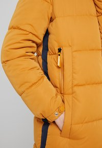 Superdry - SPHERE PADDED ULTIMATE - Vinterkåpe / -frakk - spectra yellow - 5