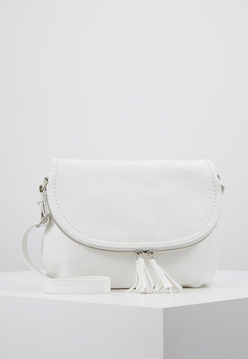 TOM TAILOR - LARI - Across body bag - white