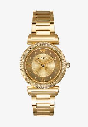 V-MOTIF VINTAGE LOGO - Hodinky - gold-coloured