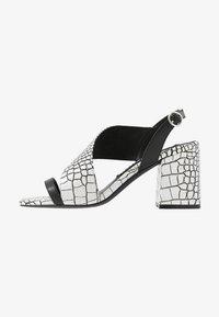 Sixtyseven - NERIT - Sandals - blanco - 1
