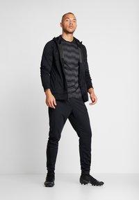 Nike Performance - DRY PANT - Spodnie treningowe - black/anthracite - 1