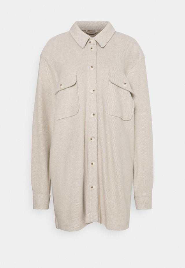 LNXANTHIPE - Button-down blouse - moonstruck