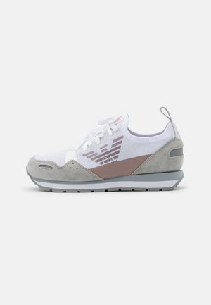 Sneakersy niskie - white/silver