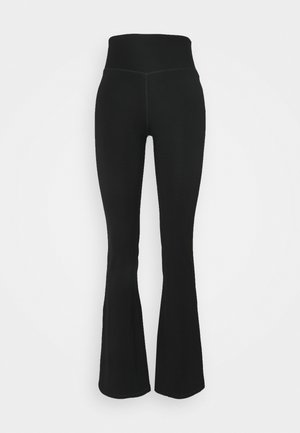 MINDFUL FLARE YOGA PANT - Tracksuit bottoms - black