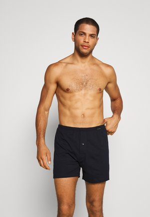 2 PACK  - Boxershorts - black/dark blue