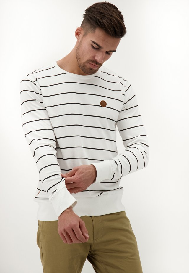 SAMUELAK  - Long sleeved top - cloudy