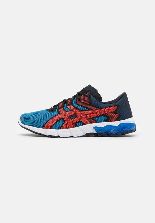 GEL-QUANTUM 90 2 - Neutral running shoes - electric blue/fiery red