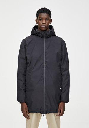 Cappotto invernale - mottled black